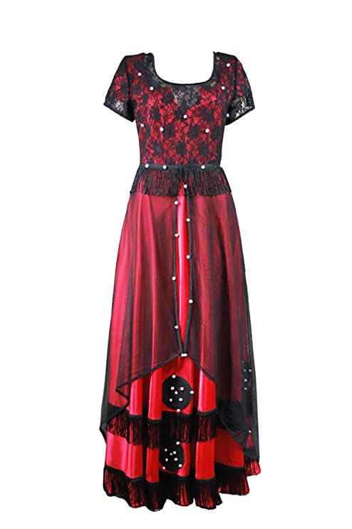 Old Fashioned Dresses | Old Dress Styles Titanic Cosplay Womens Romantic Costume Rose Dewitt Bukater Red Long Dress $99.99 AT vintagedancer.com
