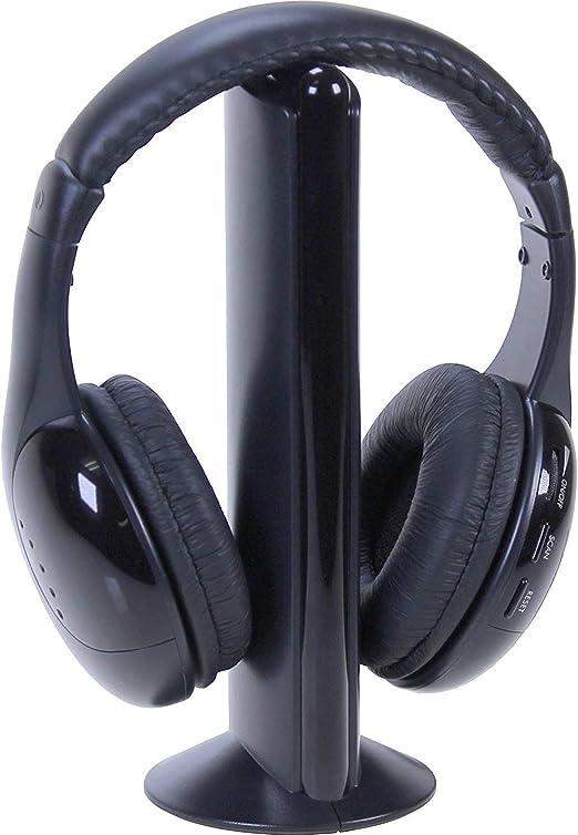Auriculares inalámbricos para Hi-Fi o TV: Amazon.es: Juguetes y juegos