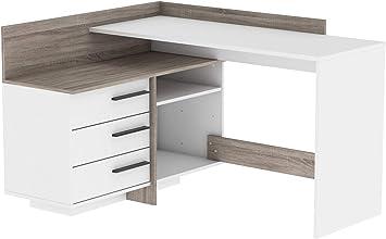 1 x SCHÄRF Schreibtisch Arbeitstisch Bürotisch 120x80 Büromöbel SUPER Zustand