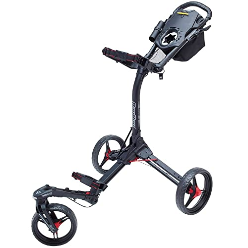 Bag Boy Tri Swivel II Golf Push Cart