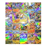 Popular 20pcs Pokemon EX Card All MEGA Holo Flash Trading Cards Charizard Venusaur