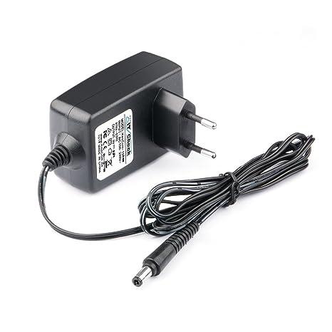 9 V fuente de alimentación/cargador/cable de alimentación ...