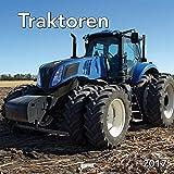 Traktoren: Monatskalender 2017