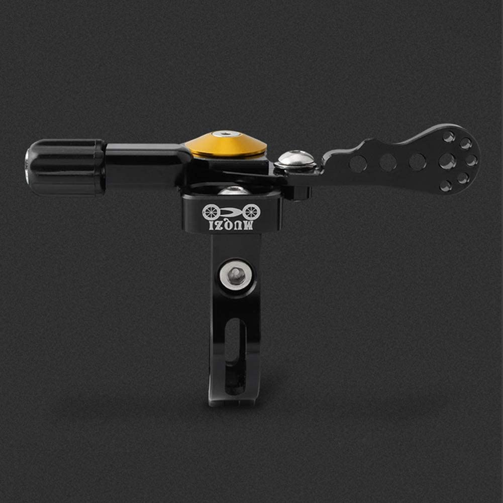 Leezo MTB Road Bicycle Dropper Post Seatpost Lifting Controller Adjust Seat Post Drop Mechanical Remote Control Lever Universal Shifter 22.2//24MM Bicycle Seat Line Controller