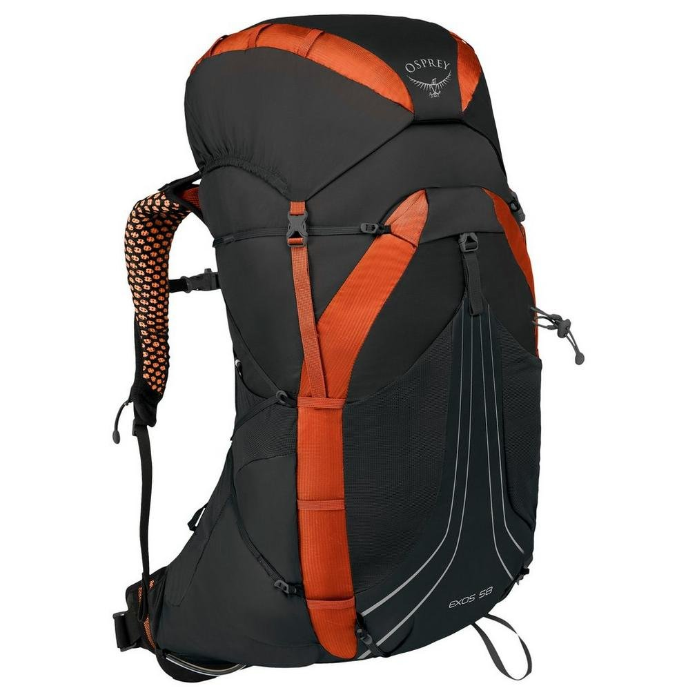 Osprey Exos 58- Sac de randonnée Homme Osprey Europe Limited