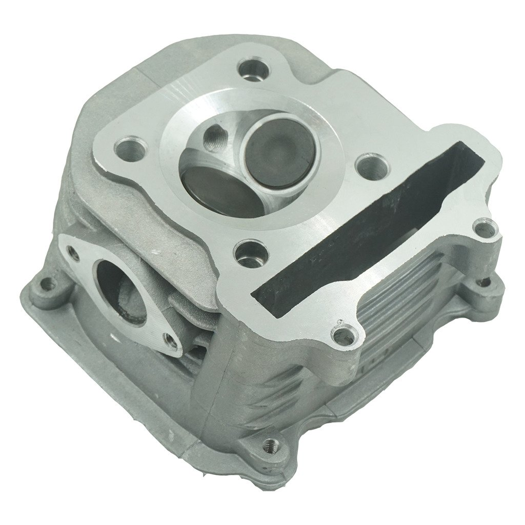 None EGR Type Glixal ATMT1-021 GY6 125cc 150cc to 155cc 58.5mm Performance Cylinder Head Assy with valves for 152QMI 157QMJ Chinese Scooter Moped ATV Go Kart