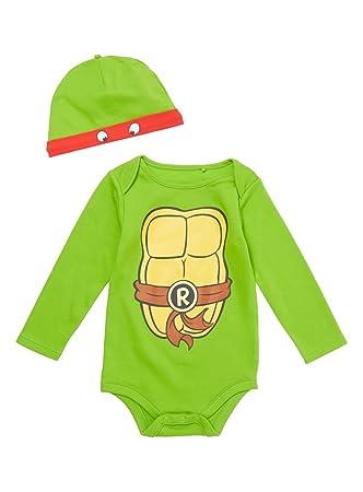 Officially Licensed Teenage Mutant Ninja Turtles Fancy Dress Baby