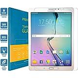 PREMYO Panzerglas für Samsung Galaxy Tab S2 8.0 LTE Schutzglas Display-Schutzfolie für Tab S2 8.0 Blasenfrei HD-Klar 9H 2,5D Echt-Glas Folie kompatibel für Samsung Tab S2 8.0 Gegen Kratzer Oleophob
