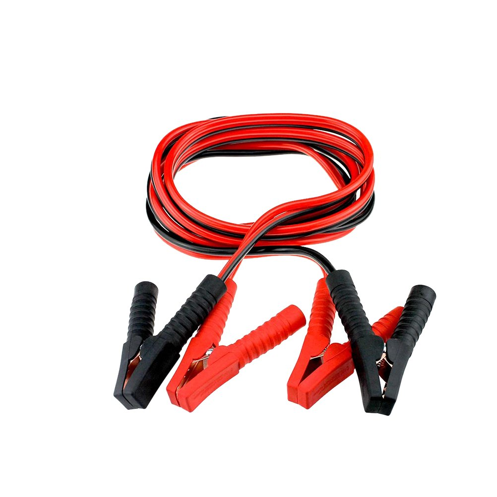WINOMO 12Ft 500A Car Battery Jumper Cables 10 Gauge Heavy Duty Booster Cable for Truck by WINOMO