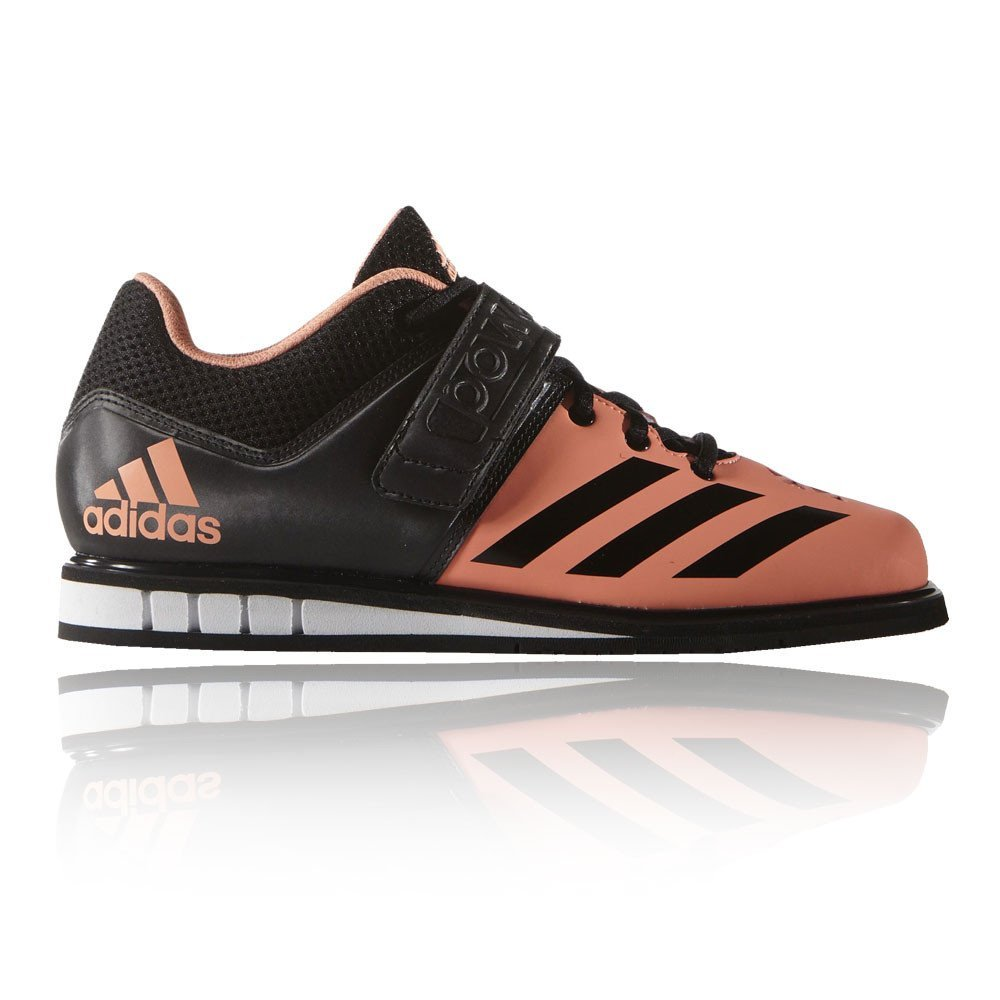 48d8af7810fbc3 adidas Powerlift 3 Women s Weightlifting Shoes - SS18  Amazon.co.uk  Shoes    Bags