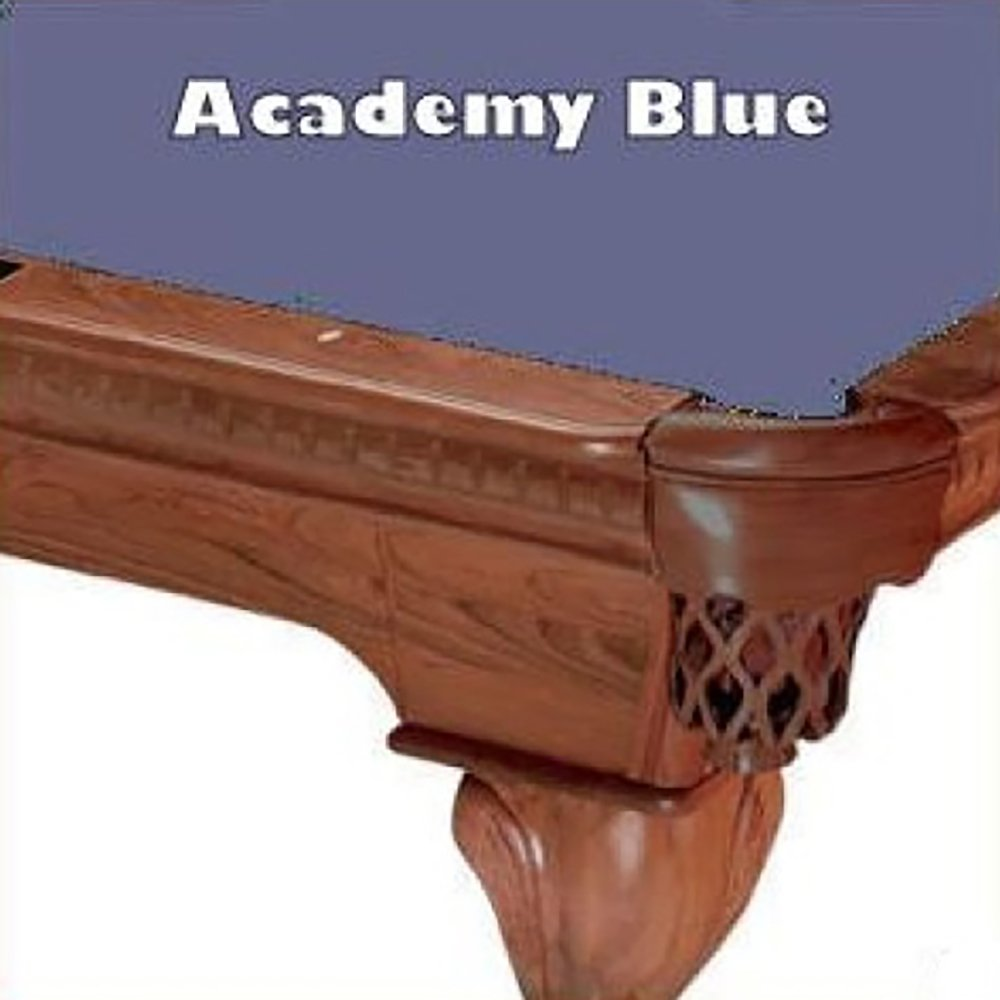 Prolineクラシック303テフロンビリヤードPool Table Blue Clothフェルト B00D37JV7A 10 ft.|Academy 10 Blue ft.|Academy Academy Blue 10 ft., 前田かしわ店:ae4af537 --- m2cweb.com