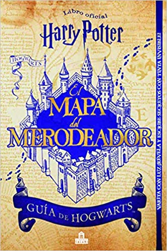 Harry Potter Mapa Del Merodeador 9788893674201 Amazon Com Books