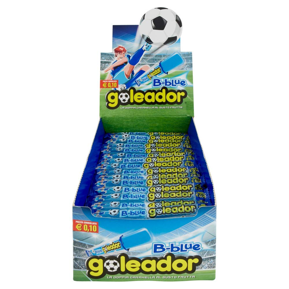 Goleador B-Blue Raspberry 200pc. Counter Display: Amazon.com: Grocery & Gourmet Food