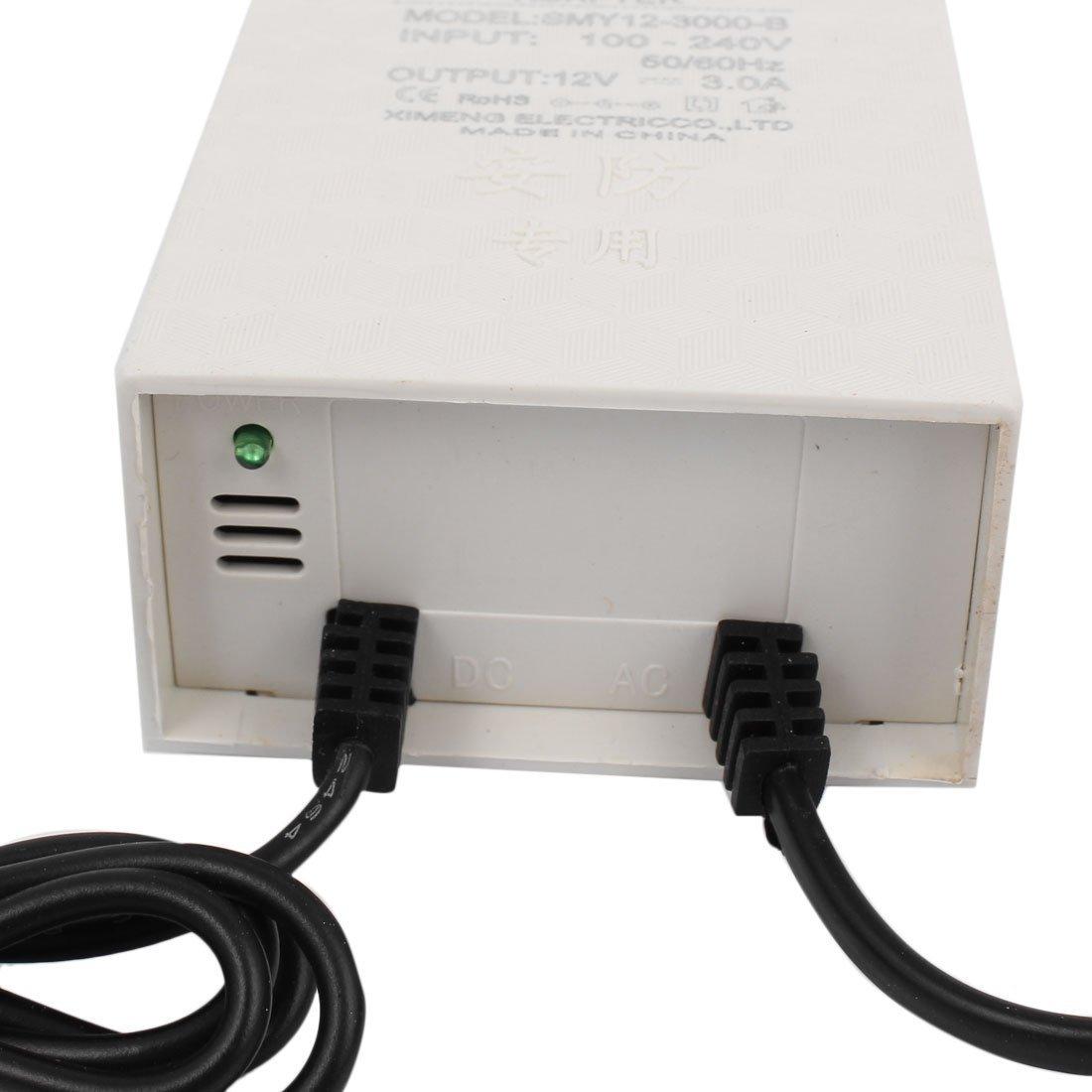 eDealMax 100-240V di monitoraggio Della sicurezza di alimentazione esterna impermeabile pioggia SMY12-3000-B