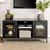 "Best WE Furniture TV Stands - WE Furniture 52"" Avenue Wood TV Console Review"