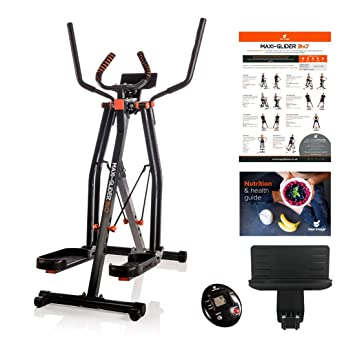 maxi-glider 360 por nueva imagen 10-in-1 casa ejercicio Fitness Trainer