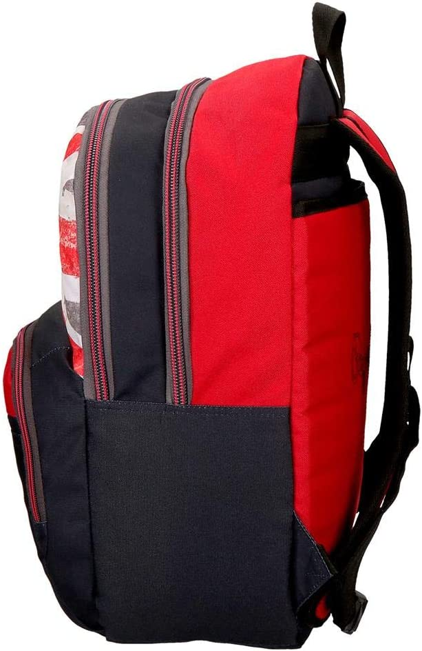 Multicolour 44 centimeters Multicolor Pepe Jeans Backpack
