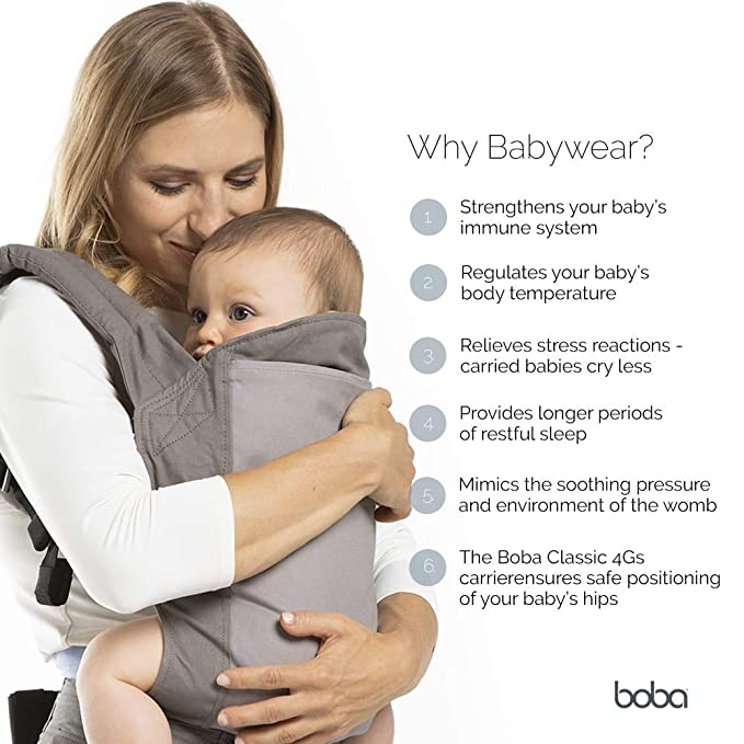 Boba Best Baby Carriers