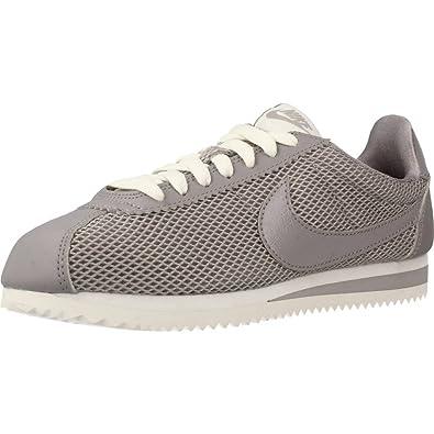 Nike Damen Laufschuhe Farbe Grau Marke Modell Damen Laufschuhe Wmns Classic Cortez Prem Grau