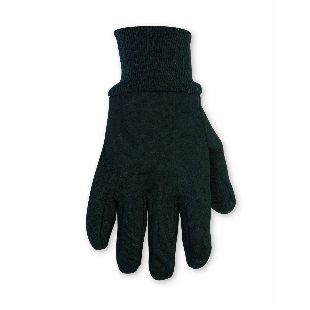 Dottie 2013 Fleece Lined Cotton Jersey Gloves