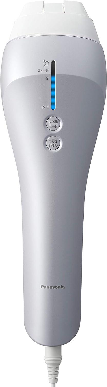 パナソニック 光エステ ボディ&フェイス用ハイパワータイプ シルバー ES-WP82-S