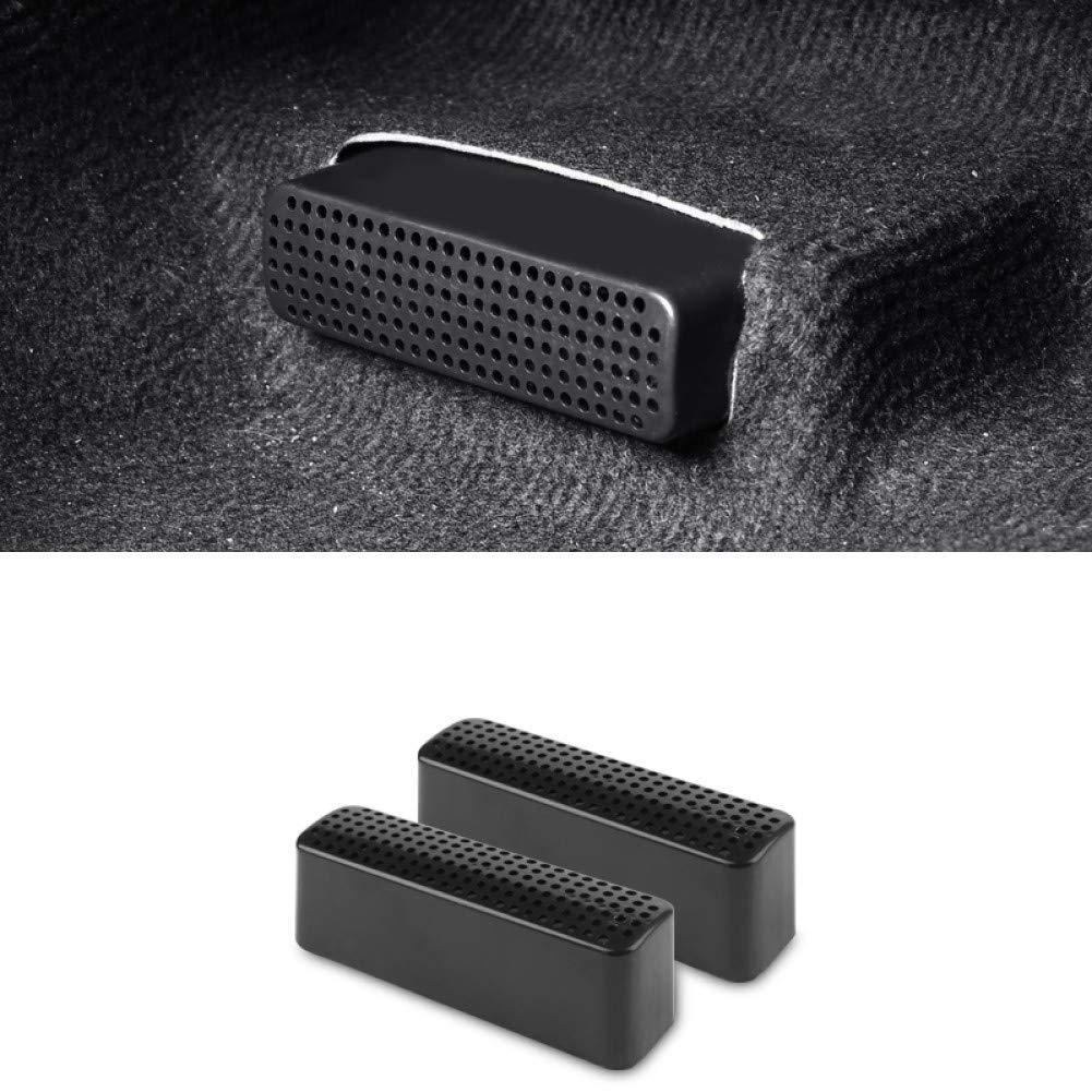 2 pezzi LFOTPP Auto Air Vent copertura per C-HR sedile posteriore climatizzatore Outlet Cover
