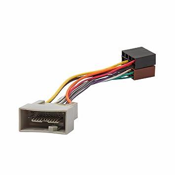 Inex Honda Jazz ISO Stereo Auto Anlage Kabelbaum: Amazon.de: Elektronik