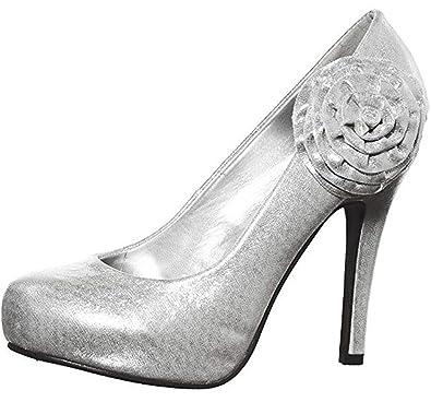 shoewhatever Stiletto Heel Almond Toe