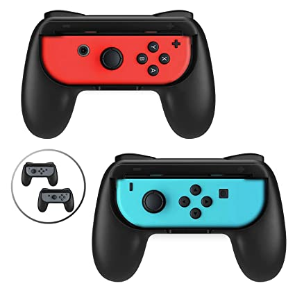 Beastron Grips Compatible con Nintendo Switch Joy Cons, Mango ...