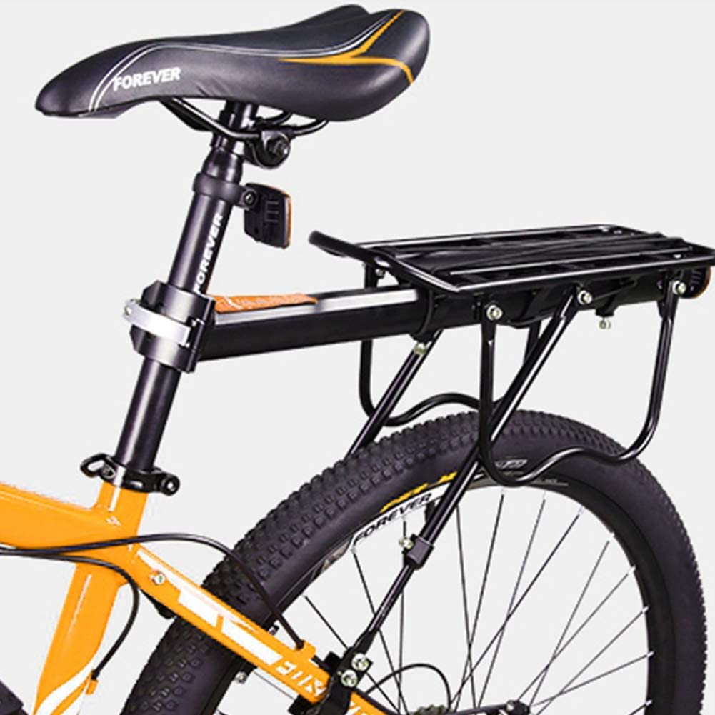 ROAD BIKE CRUISER ETC Details about  /NEW  CHROME BICYCLE  CARRIER  FOR MOUNTAIN BIKE