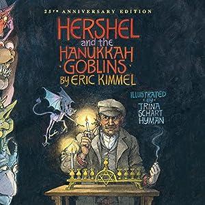 Hershel and the Hanukkah Goblins Audiobook