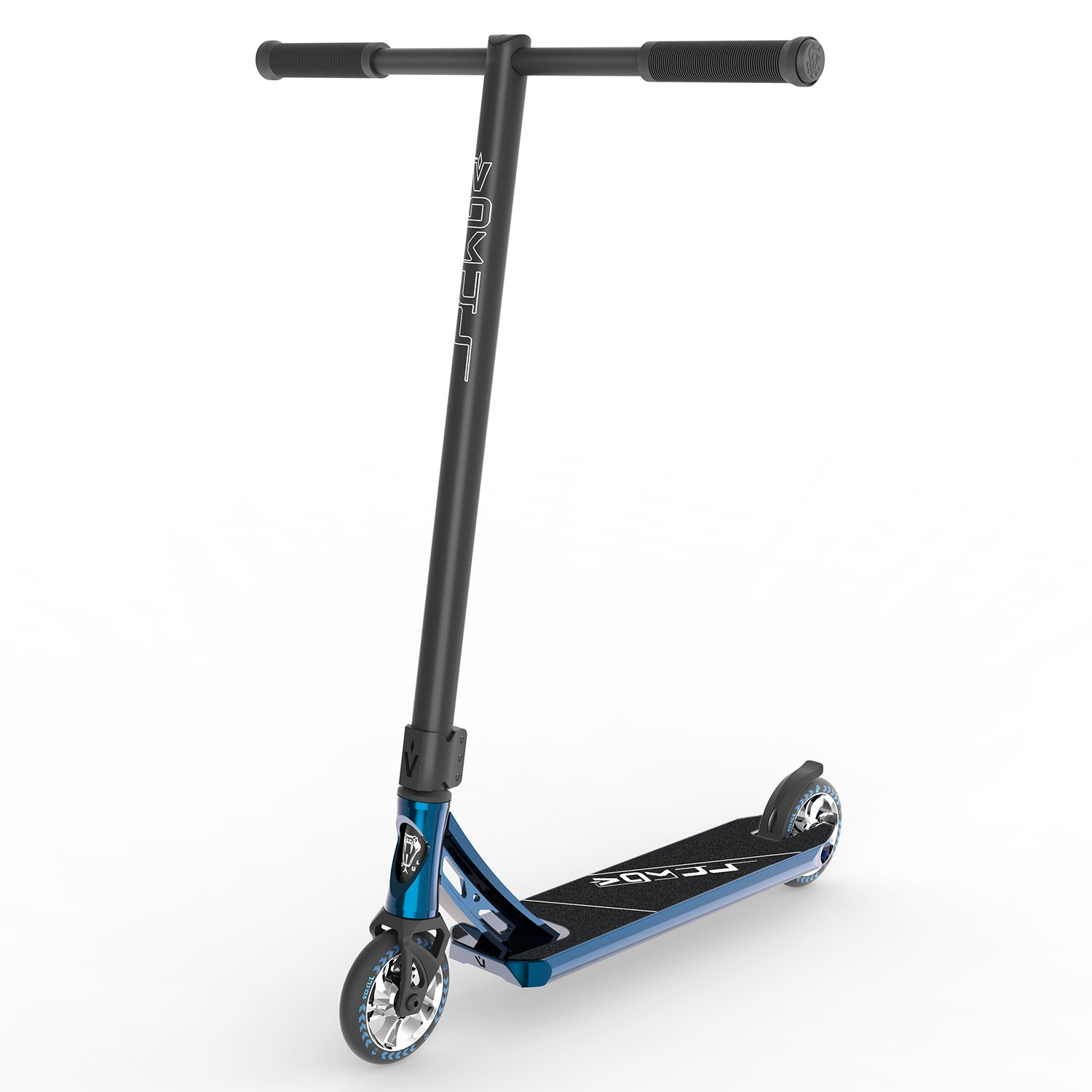 VOKUL LITE Series Complete Freestyle Pro Scooter with Reinforced Frame -Lightweight and 120mm Metal Core Wheels