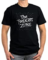 CafePress - The Twilight Zone - Men's Fitted T-Shirt, Stylish Printed Vintage Fit T-Shirt