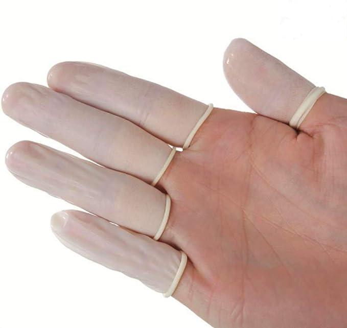 顶级销量Latex手指套!避免细菌病毒!210个