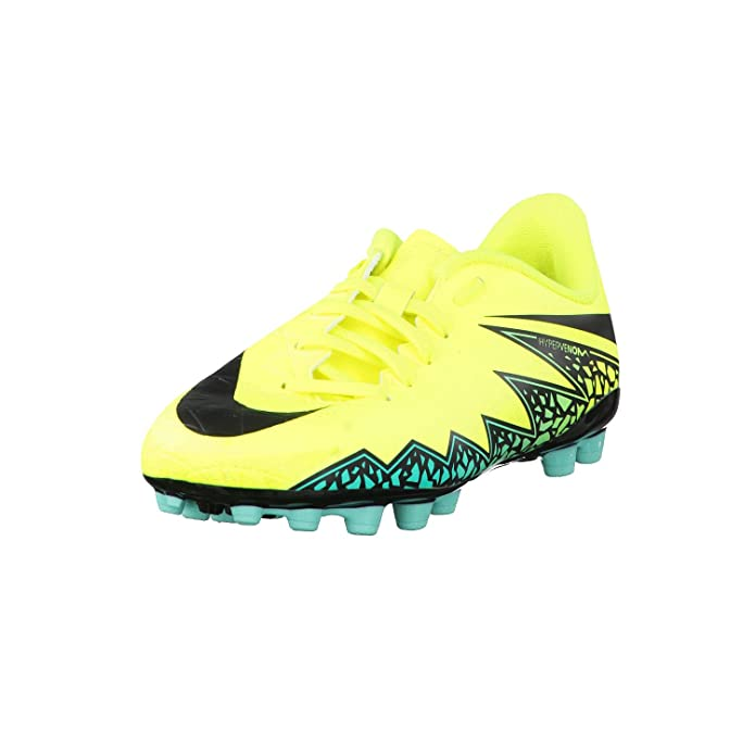 official photos df3f5 feaf5 NIKE Unisex Kids  Hypervenom Phelon Ii Ag Football Boots  Amazon.co.uk   Shoes   Bags