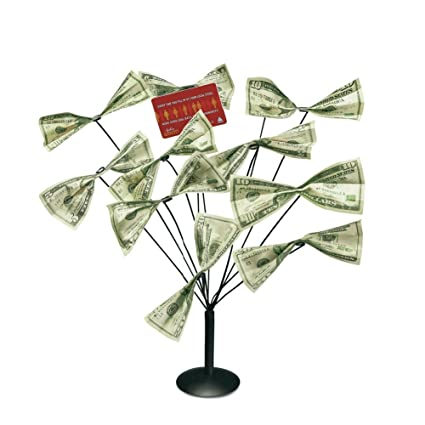 Amazon money and gift card tree holder home kitchen money and gift card tree holder negle Choice Image
