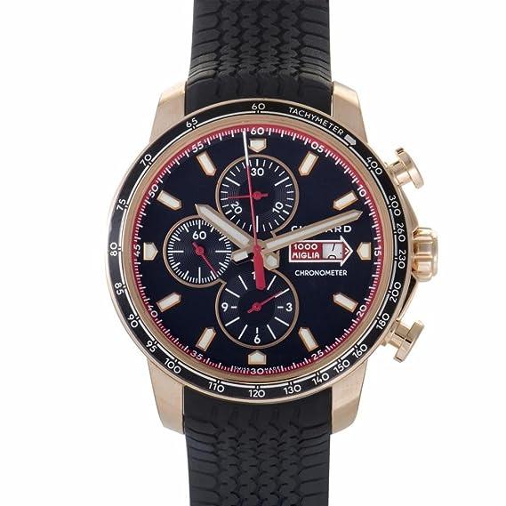 Chopard Mille Miglia automatic-self-wind Mens Reloj 161293 - 5001 (Certificado) de segunda mano: Chopard: Amazon.es: Relojes