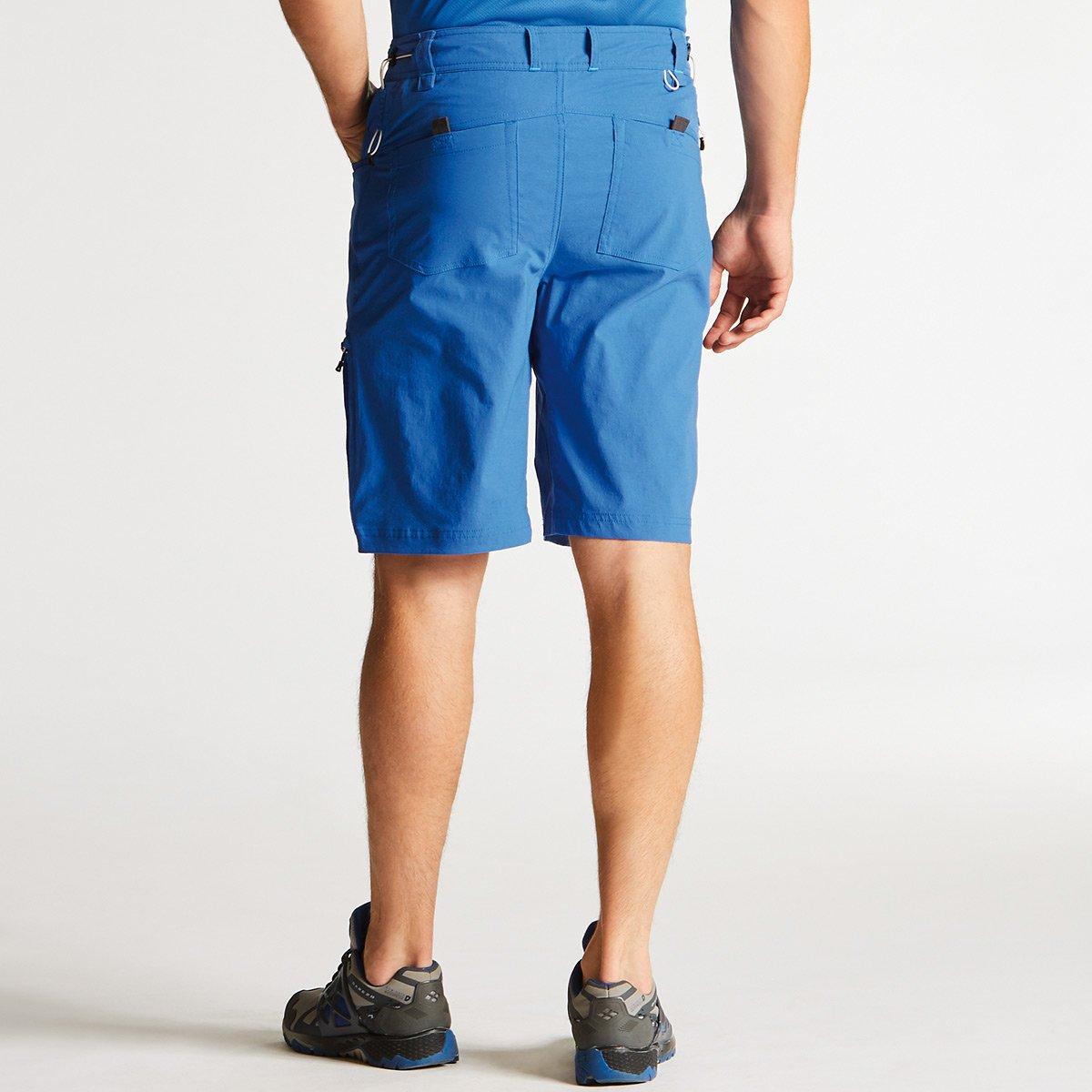 Dare 2b Hombre Ajustados En Pantalones Cortos