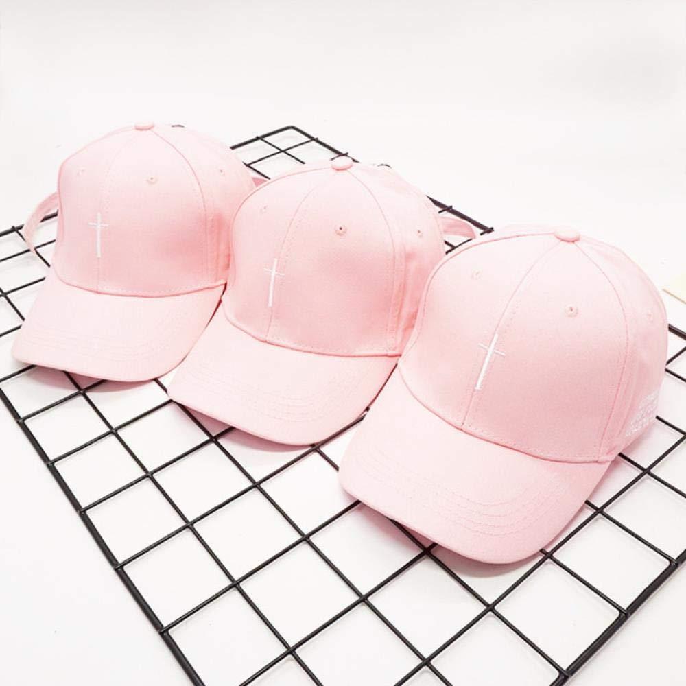 3pcs Cross Belt Baseball Hats Snapback Dad Bone for Men Women Unisex Hip Hop Caps Gorras