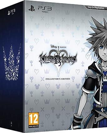 Kingdom Hearts Hd 2 5 Ii 5 Remix Ps3 Collectors Edition Amazon De Games