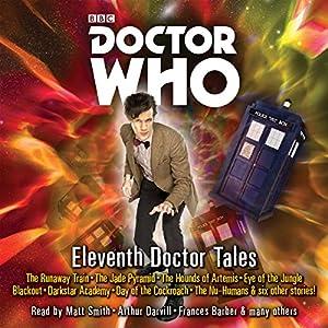 Doctor Who: Eleventh Doctor Tales Radio/TV Program