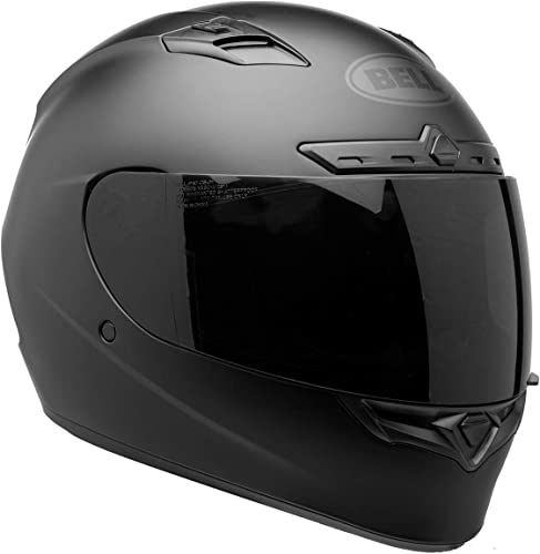 Bell Qualifier DLX Blackout Street Motorcycle Helmet