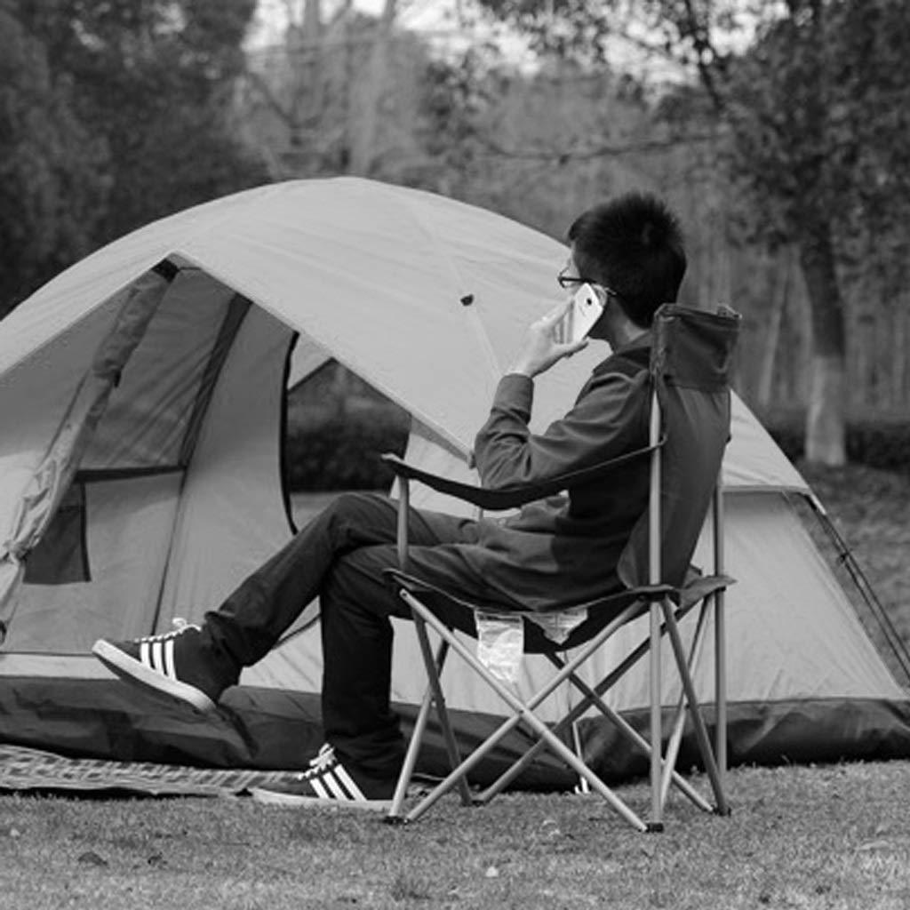 MJY Tente Tente Extérieure épaisse Tente Trempé 2-3 Personnes Camping Tente Randonnée Tente Couple Tente Double Couleur En Option,vert,200  200  135cm Vert 200  200  135cm