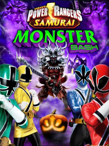 Power Rangers Monster Bash Halloween Special - Halloween Special