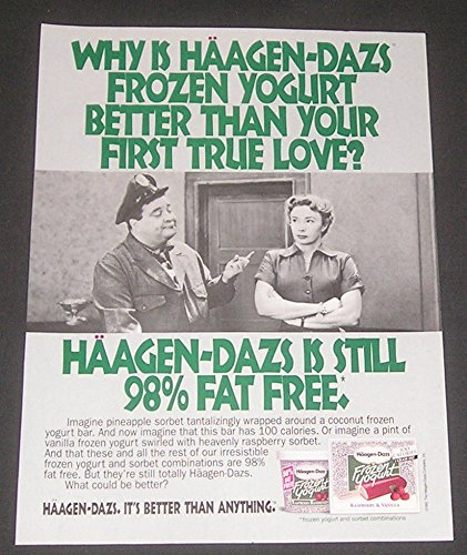 1993-print-ad-haagen-dazs-yogurt-the-honeymooners-1950s-television-show-jackie-gleason-audrey-meadow