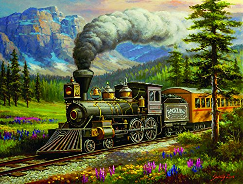 Top 10 recommendation train puzzle 500 pieces for 2019