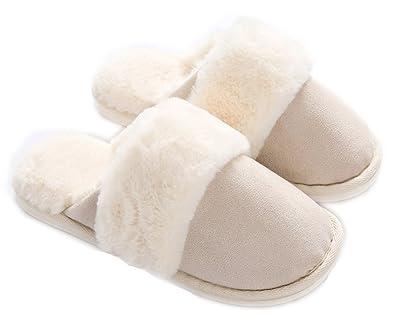 Dames pantoufles intérieur hiver mode plancher en maison de coton en velours pantoufles pieds au chaud dames pantoufles,rose,44