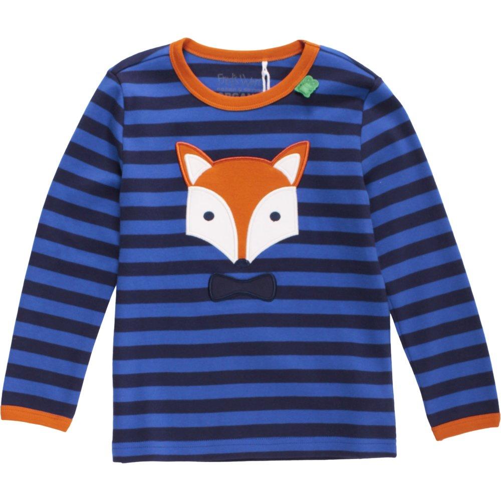 Freds World by Green Cotton Baby-Jungen Fox T Langarmshirts