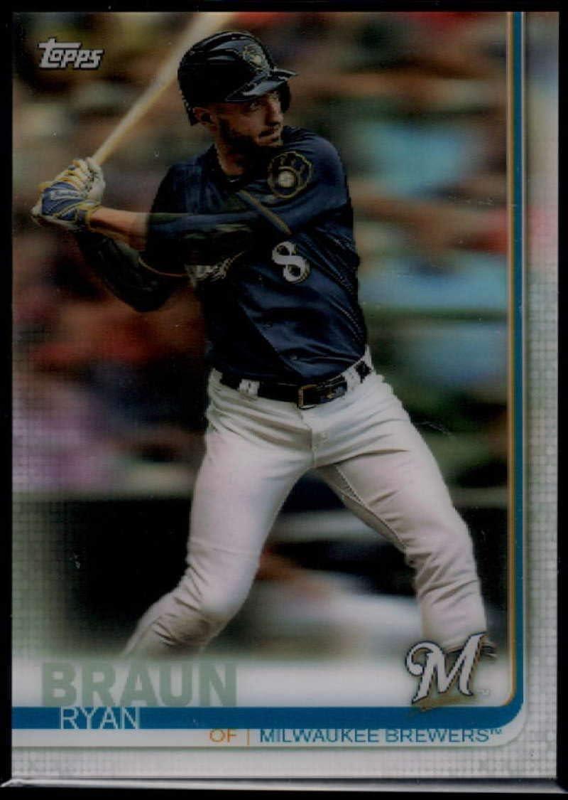 Baseball MLB 2019 Topps On Demand 3D #60 Ryan Braun
