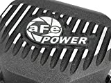 aFe Power 46-70272-WL Rear Differential Cover (Machined, Pro Series, with Gear Oil)